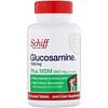 Schiff, Glucosamina Mais MSM, 150 Tabletes