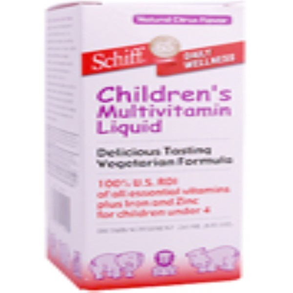 Schiff, Children's Multivitamin Liquid, 8 fl oz (240 ml) (Discontinued Item)