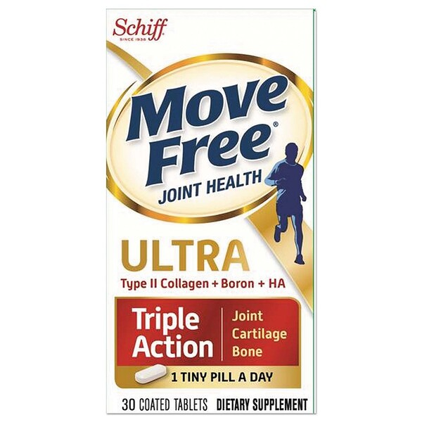 Move Free Ultra, 30 Coated Tablets