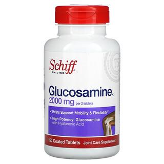 Schiff, 글루코사민HCl, 1,000mg, 코팅 정제 150정