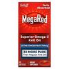 Schiff, MegaRed(メガレッド)、優れたオメガ3クリルオイル、750 mg、ソフトジェル40粒