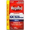 Schiff, MegaRed, Advanced, 800 mg, 80 Softgels