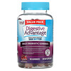 Schiff, Digestive Advantage, Daily Probiotic Gummies, Natural Fruit Flavors,  90 Gummies