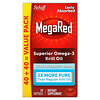 Schiff, MegaRed, Superior Omega-3 Krill Oil, 500 mg, 80 Softgels