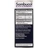 Sambucol, ブラックエルダーベリー、 オリジナルフォーミュラ、 4 fl oz (120 ml)