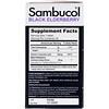 Sambucol, ब्लैक एल्डरबेरी, मूल फॉर्मूला, 30 गोलियां चबाने योग्य
