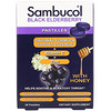 Sambucol, Black Elderberry Pastilles with Honey, 20 Pastilles