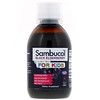 Sambucol, Black Elderberry, For Kids Syrup, Berry Flavor, 7.8 fl oz (230 ml)