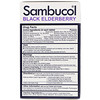 Sambucol, Black Elderberry, Cold & Flu Relief, 30 Quick Dissolve Tablets