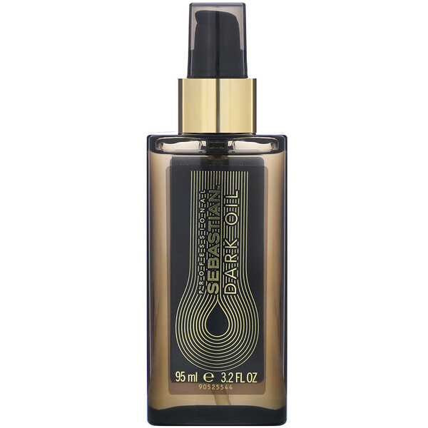 Dark Oil, Hair Oil, 3.2 fl oz (95 ml)
