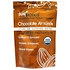 Sunbiotics, Organic Gourmet Probiotic Snacks, Chocolate Almonds, 1.5 oz (42.5 g)