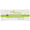 Sunbiotics, Organic, Probiotic Chocolate Bar, Pure Peppermint, 1.25 oz (35 g)