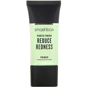 Smashbox, Photo Finish Reduce Redness Primer, 1 fl oz (30 ml) отзывы