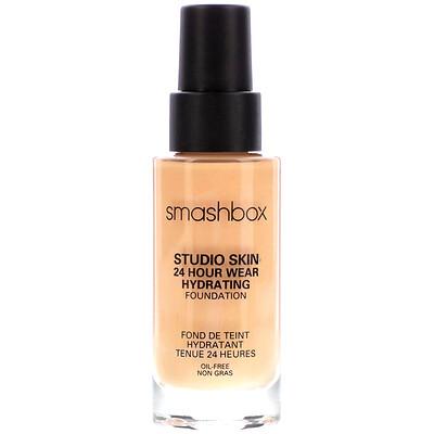Купить Smashbox Studio Skin 24 Hour Wear Hydrating Foundation 2.15 Light with Cool Undertone, 1 fl oz (30 ml)