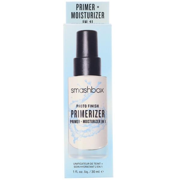 Photo Finish Primerizer, Primer + Moisturizer In 1, 1 fl oz (30 ml)