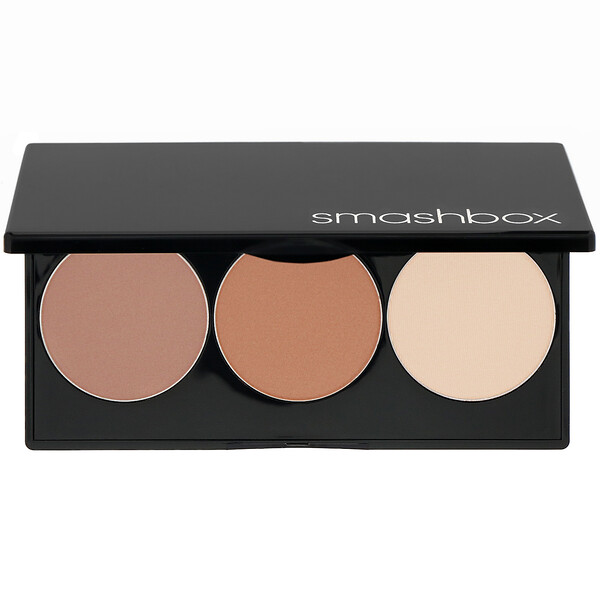 Step-By-Step Contour Kit, Light/Medium, 0.4 oz (11.47 g)