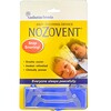 Scandinavian Formulas, NoZovent Anti-Snoring Device, 2 Medium Size Breathing Devices
