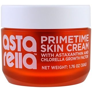 Sun Chlorella, Primetime Skin Cream, 1.76 oz (50 g)