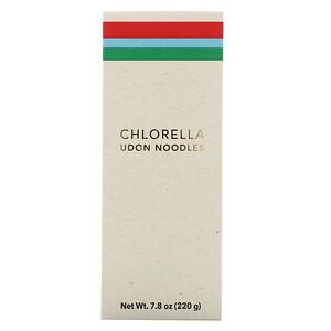 Сан Клорелла, Chlorella Udon Noodles, 7.8 oz (220 g) отзывы