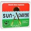 Sun Chlorella, A Granules, 20 Individual Packs, 2.1 oz (60 g) (Discontinued Item)