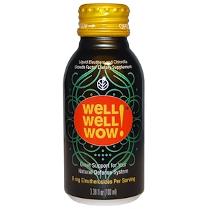 Сан Клорелла, Well Well Wow!, 3.38 fl oz (100 ml) отзывы