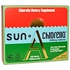 Sun Chlorella, Sun Chlorella A, 500 mg, 120 Tablets