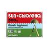 Sun Chlorella, Sun Chlorella A, 500 mg, 600 Tablets
