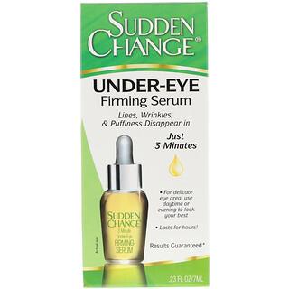 Sudden Change, Under-Eye Firming Serum, .23 fl oz (7 ml)