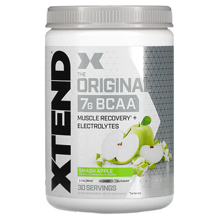 Xtend, The Original 7G BCAA, Smash Apple, 14.8 oz (420 g)