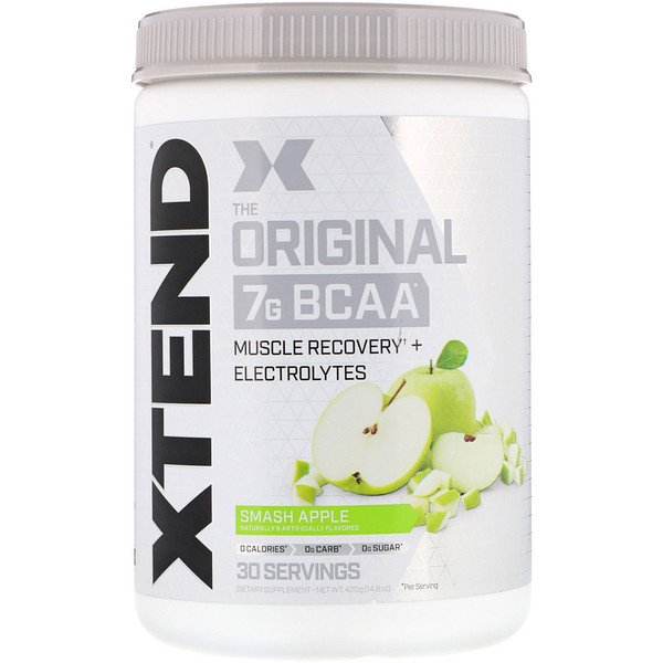 The Original 7G BCAA, Smash Apple, 14.8 oz (420 g)