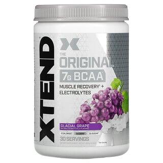Xtend, The Original 7G BCAA, Glacial Grape, 14.3 oz (405 g)