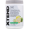 Scivation, Xtend, The Original 7 G BCAA, Lemon-Lime Squeeze, 14.8 oz (420 g)