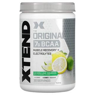 Xtend, The Original 7G BCAA, Lemon-Lime Squeeze, 14.8 oz (420 g)