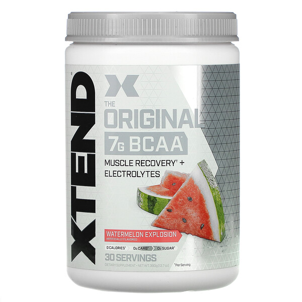 The Original 7G BCAA, Watermelon Explosion, 13.7 oz (390 g)