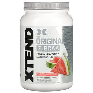 Xtend, The Original 7G 支鏈氨基酸,西瓜味,2.58 磅(1.17 千克)