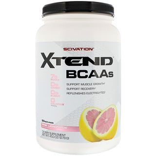 Scivation, Xtend, BCAAs, Pink Lemonade, 2.81 lbs (1278 g)