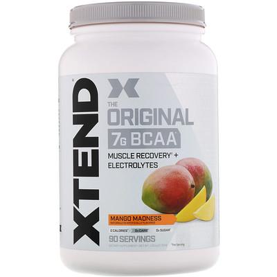Купить Xtend, The Original, безумное манго, 2, 78 фунтов (1, 26 кг)