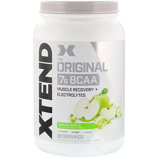 Scivation, Xtend, O Original, Maçã Triturada, 2,78 lb (1,26 kg)