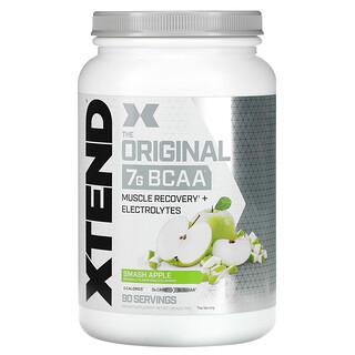 Xtend, The Original 7G BCAA, Smash Apple, 2.78 lb (1.26 kg)