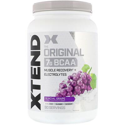 Купить Xtend The Original, 7г аминокислот с разветвленной цепью (BCAA), со вкусом винограда, 1, 22кг (2, 68фунта)