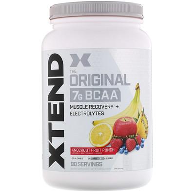 Фото - Xtend, The Original, сногсшибательный фруктовый пунш, 2,68 фунта (1,22 кг) cell tech hyper build фруктовый пунш 485 г 1 07 фунта