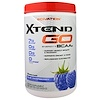 Scivation, Xtend GO, Energy + BCAAs, Blue Raspberry, 15.1 oz (429 g) (Discontinued Item)