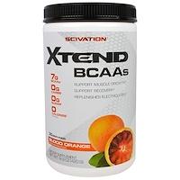 Xtend BCAAs, Кроваво-красный Апельсин, 14.8 oz (420 g) - фото