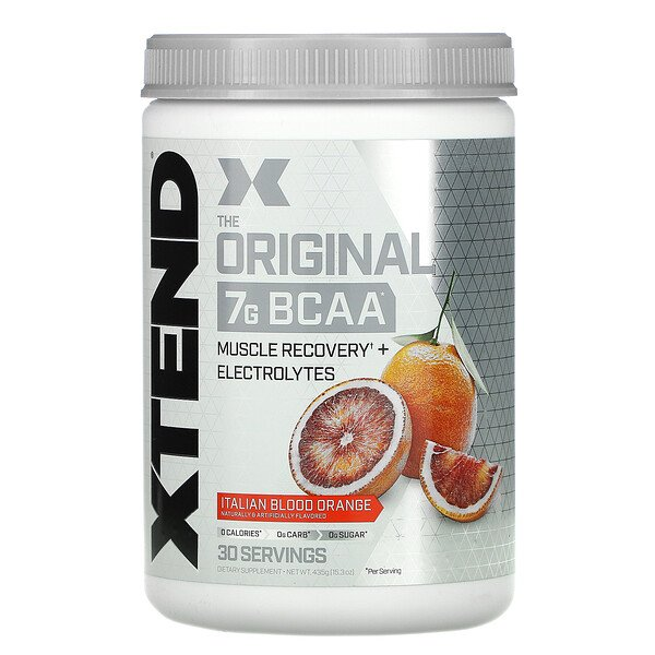 The Original 7G BCAA, Italian Blood Orange, 15.3 oz (435 g)