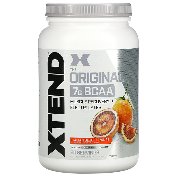Xtend, The Original 7G BCAA, Italian Blood Orange, 2.88 lb (1.31 kg)