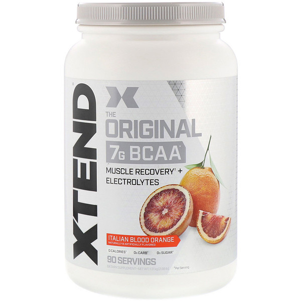 Xtend, l'original, orange sanguine italienne, 1,31kg