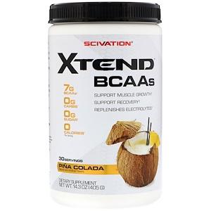 Xtend, Xtend, BCAAs, Pina Colada, 14.3 oz (405 g) отзывы покупателей