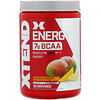 Scivation, Xtend Energy, 7G BCAA, Mango Madness, 12.3 oz (348 g)