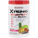 Xtend Energy, Кофеин медленного высвобождения + аминокислоты с разветвлённой цепью, Фруктовый пунш, 12,3 унц. (348 г) - изображение