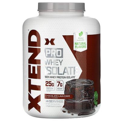 Купить Xtend Pro, сывороточный изолят, со вкусом шоколадного пирожного, 2, 3кг (5фунтов)
